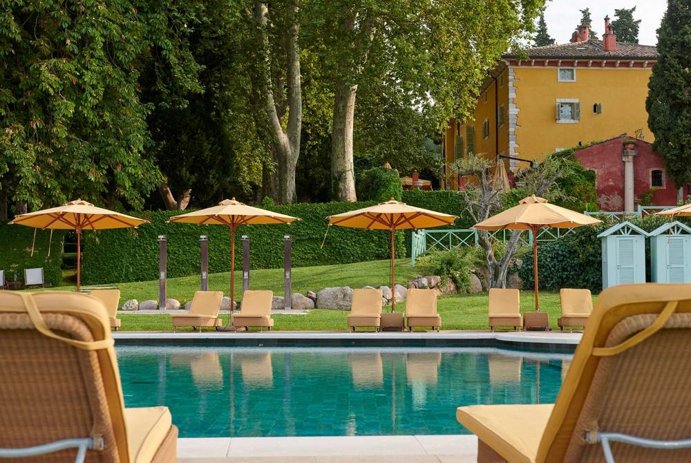 Villa Cordevigo Swimming pool