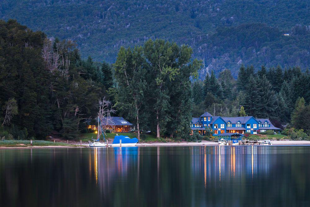 Villa La Angostura, Las Balsas