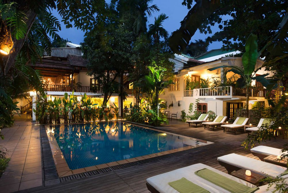 Villa Langka, Phnom Penh, Cambodia