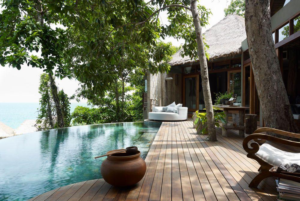 Villa, Pool, Song Saa, Koh Rong, Cambodia