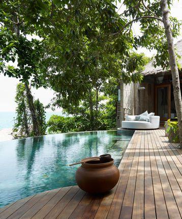 Pool Villa, Song Saa, Koh Rong, Cambodia