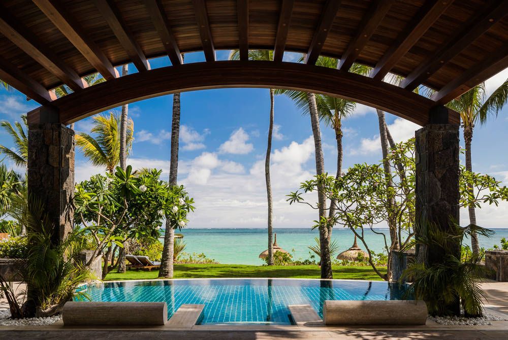 Villa Pool Terrace, One&Only Le Saint Géran, Mauritius