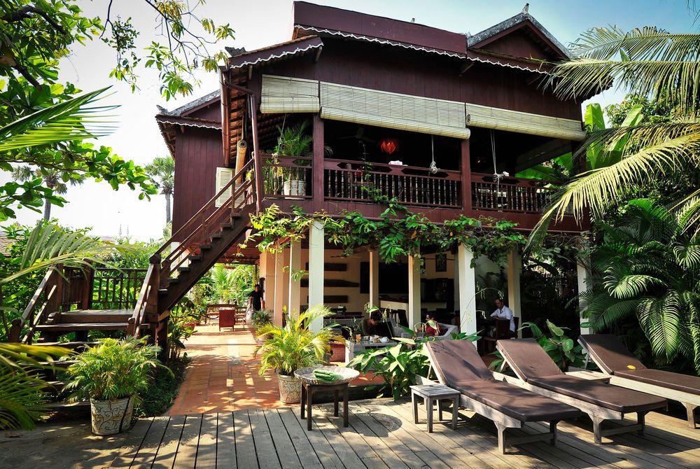 Villa, Sambor Village, Kampong Thom