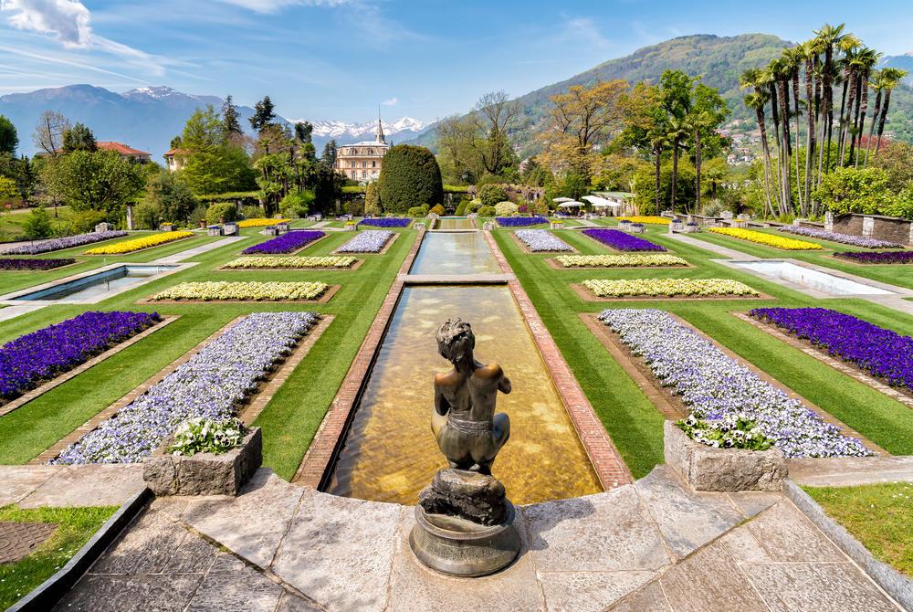 Villa Taranto, Lake Maggiore