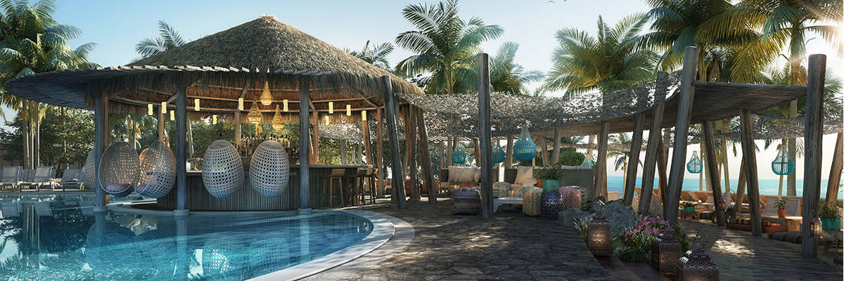 Virgin Voyages announce private Beach Club in Bimini