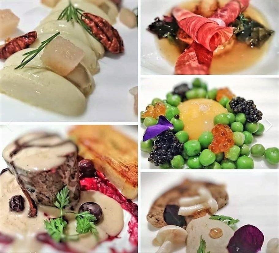 Virgin Voyages Food - Test Kitchen, Scarlet Lady