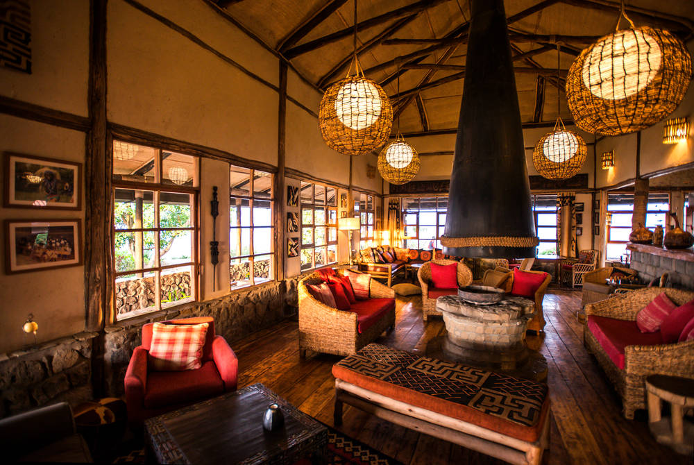 Virunga Safari Lodge