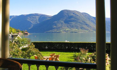 Walaker Hotel, Sognefjord