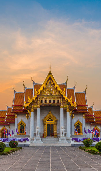 Wat Benjamaborphit, Bangkok, Thailand