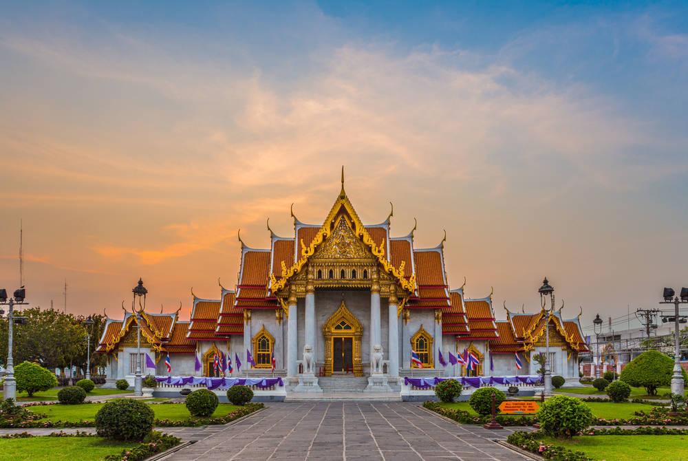 Wat Benjamaborphit, Bangkok