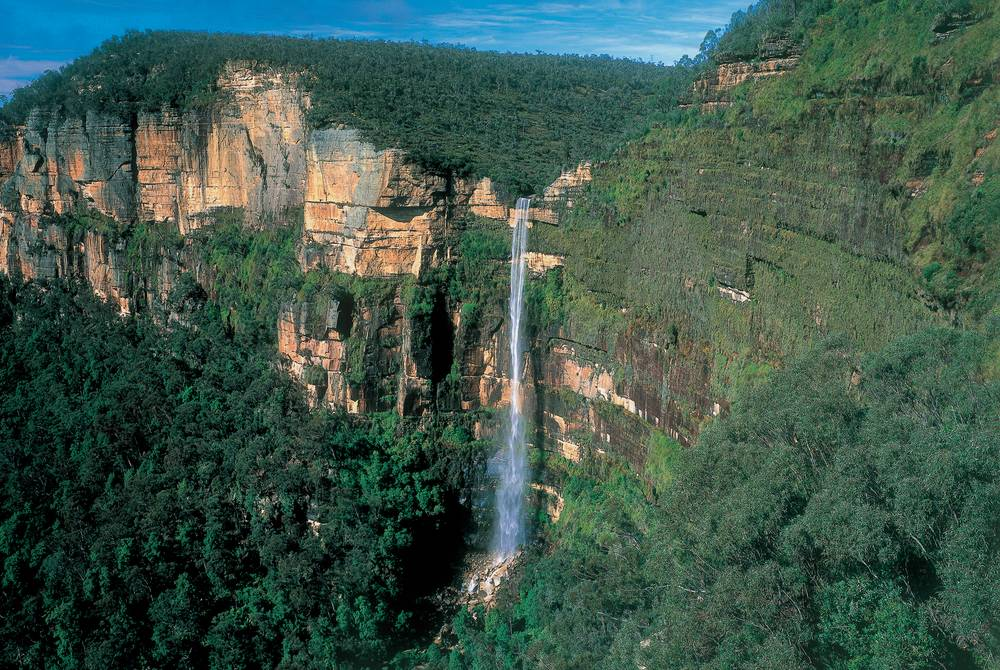 Waterfall, Blue Mountains