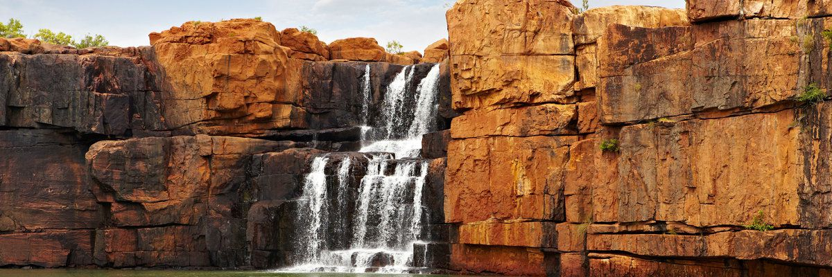 Waterfall, The Kimberley, Western Australia, Australia