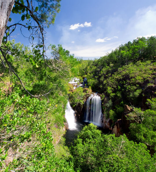Waterfalls, Darwin, Northern Territory, Australia