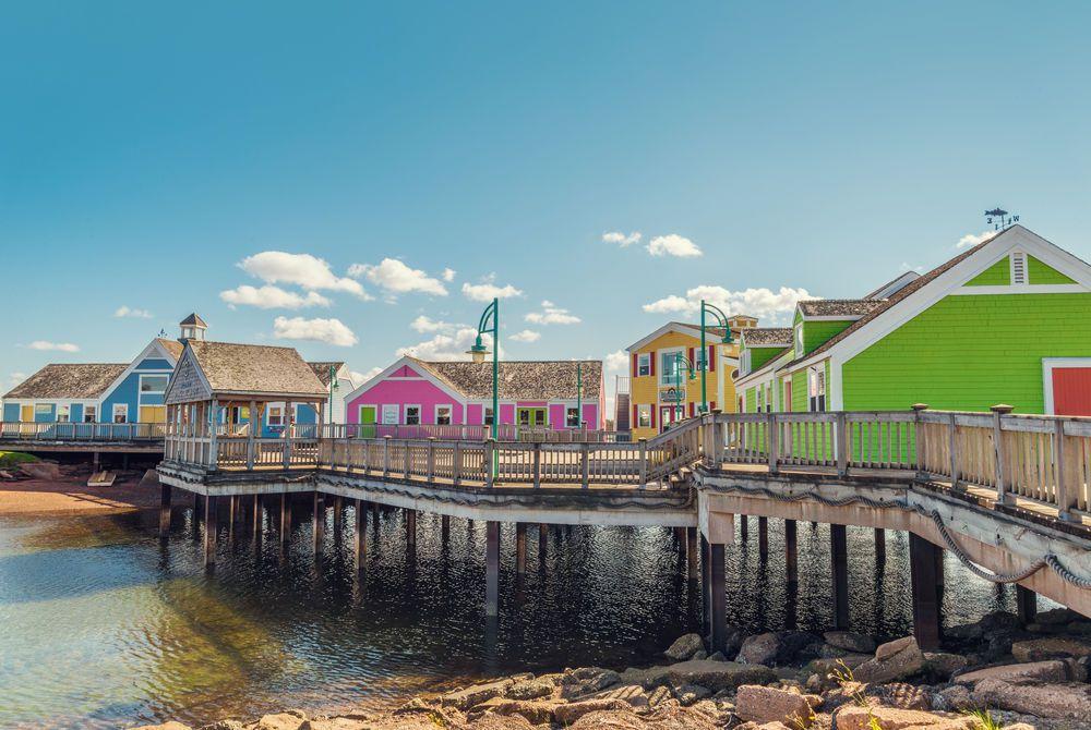 Waterfront, Prince Edward Island