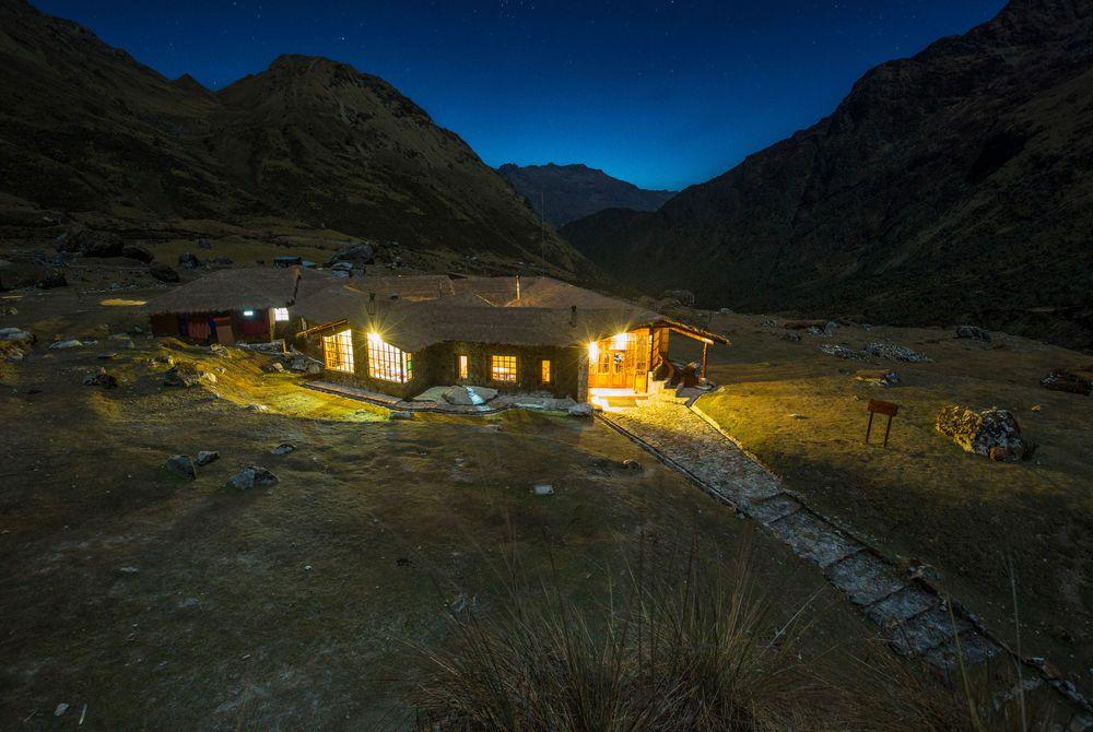 Wayra Lodge, Salkantay Trail, Peru