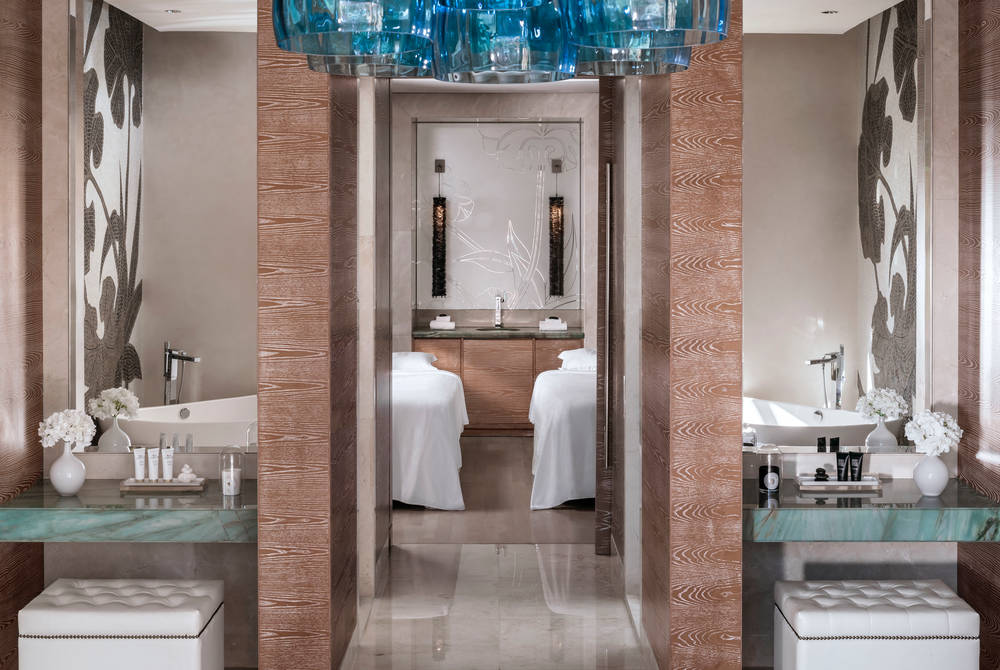 Spa, One&Only The Palm, Dubai