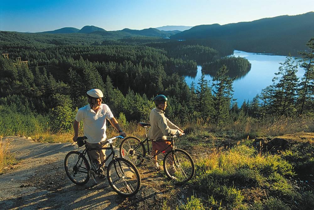 Cycling, West Coast Wilderness Lodge