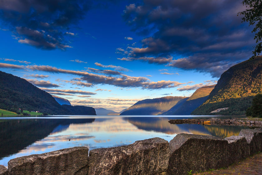 Western Fjords, Norway