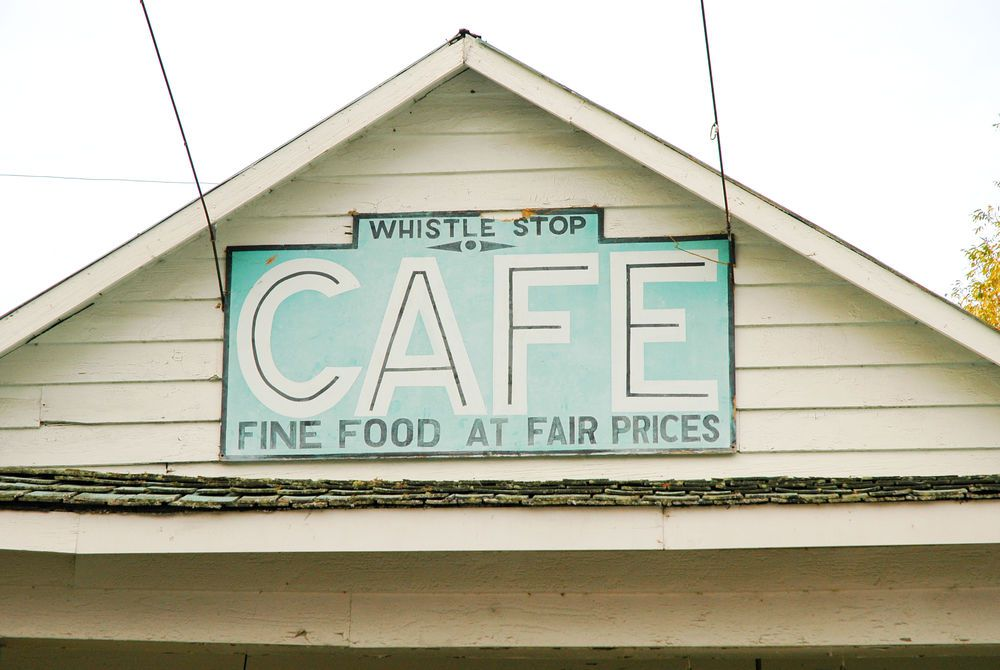 Whistle Stop Café, Savannah
