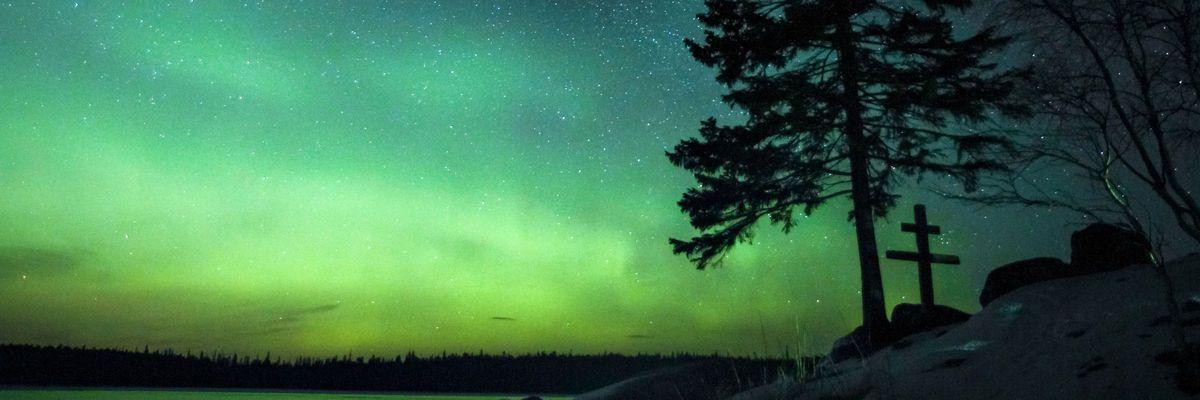 White Sea, Karelia, Russia