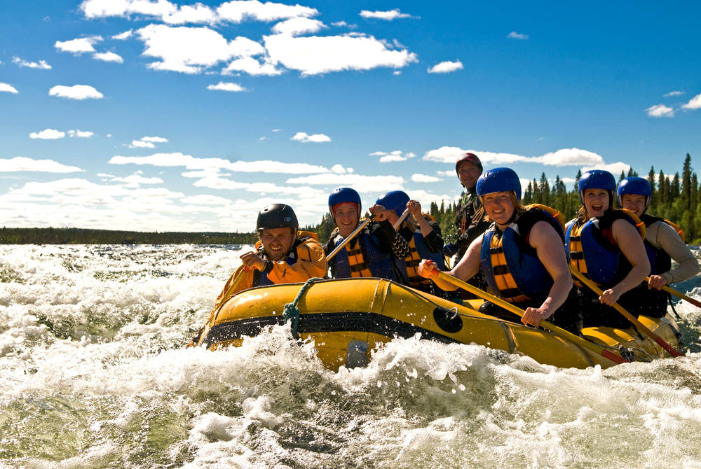 Torne River Rafting