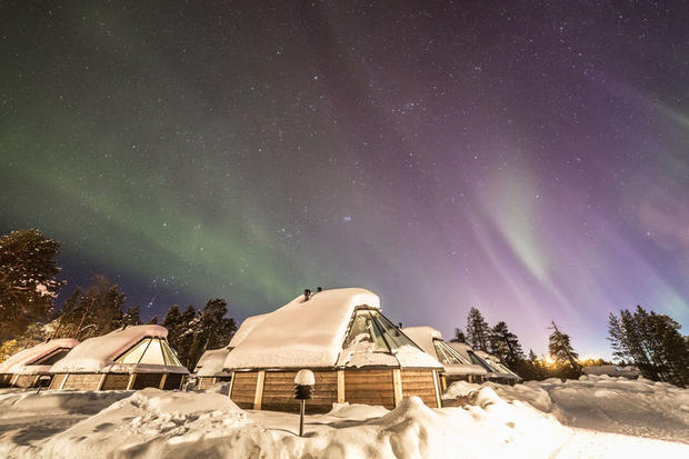 Wildnerness Hotel Inari – one of the best hotels in Lapland