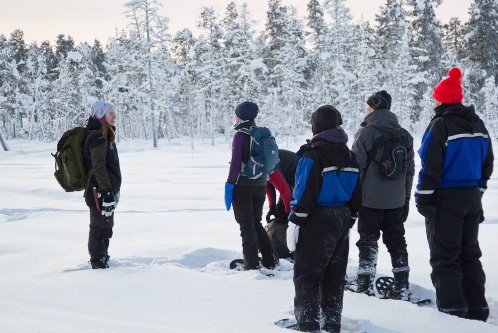 Wilderness Hotel Inari, Finnish Lapland