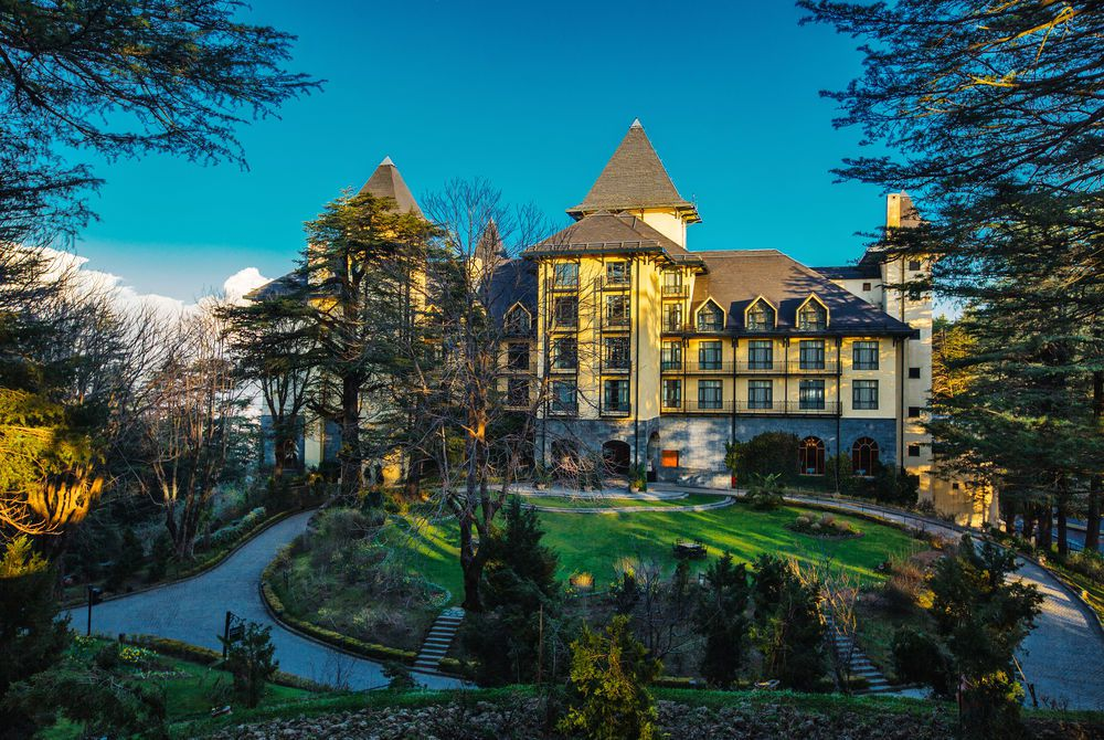 Wildflower Hall, Shimla, The Himalayas