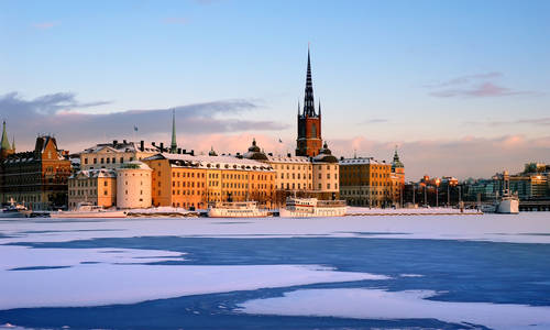 Stockholm & Aland Islands