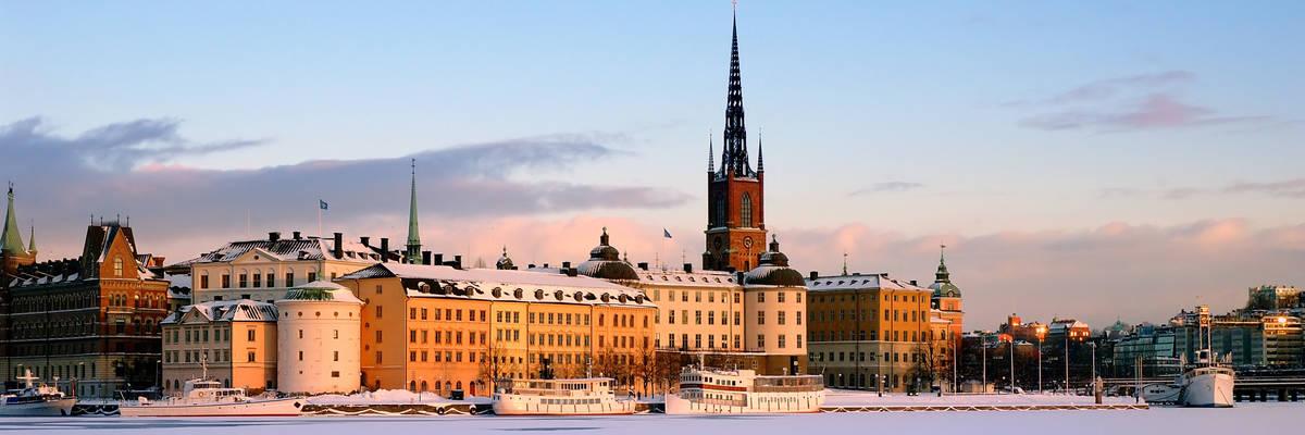 Winter, Stockholm, Sweden