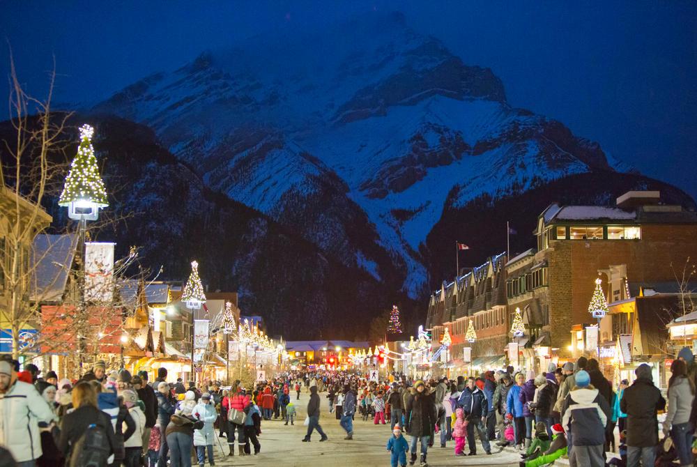Winterstart Festival Banff
