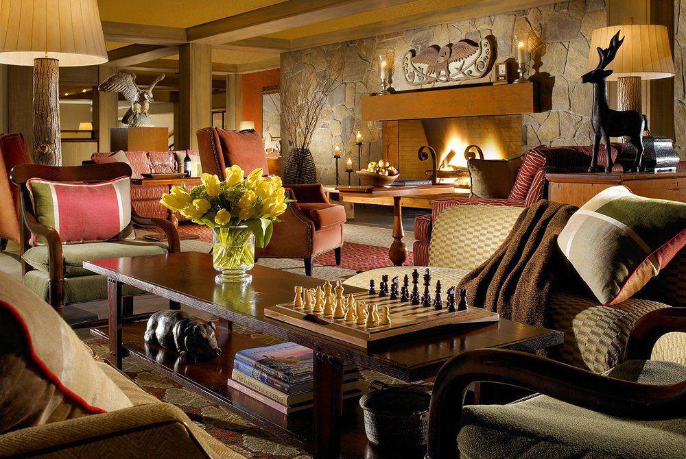 Woodstock Inn and Resort, lounge
