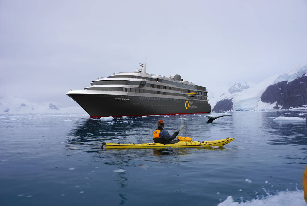 Quark Expeditions, World Explorer