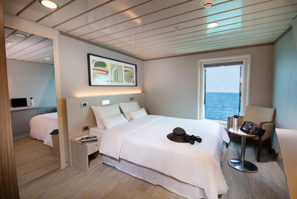 Luxury cabin, Yacht La Pinta, Galapagos