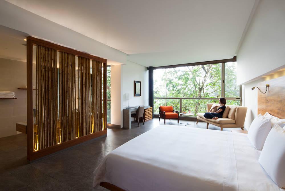 Yaku suite, Mashpi Lodge, Ecuador