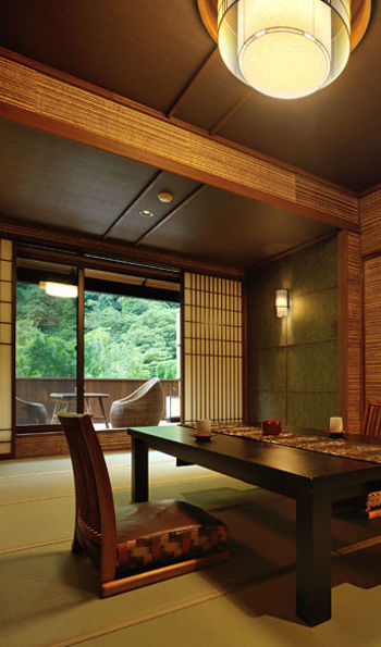 Yamonachaya ryokan in Hakone