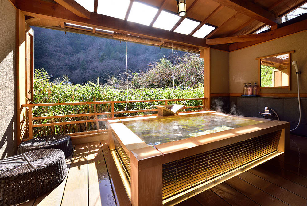 Yamanochaya, Hakone