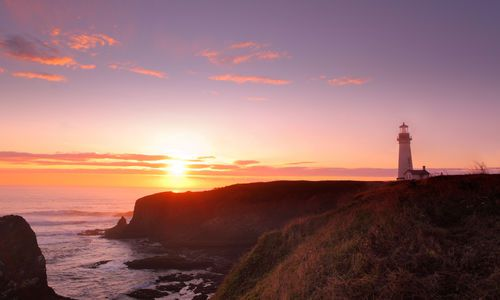 Yaquina Head Lighthouse, Newport