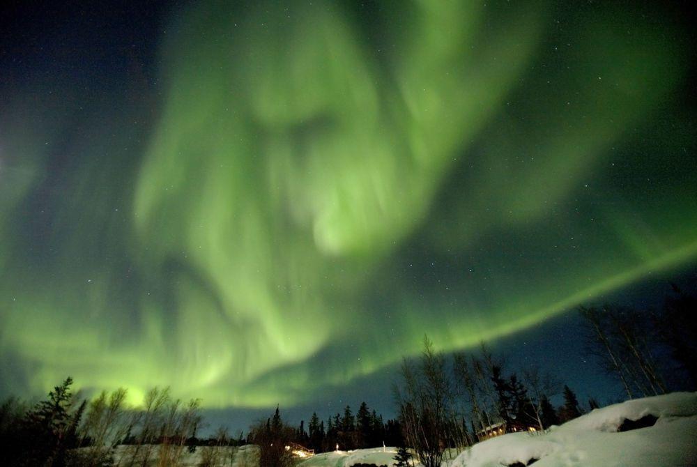 Yellowknife Northern Lights, Canada