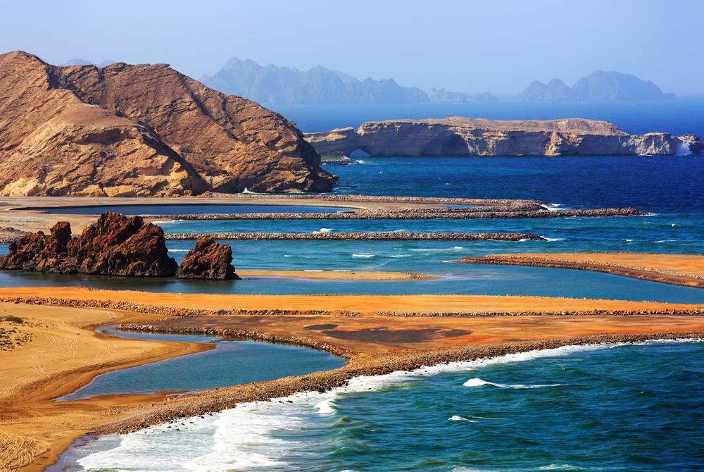 Yiti beach, Muscat
