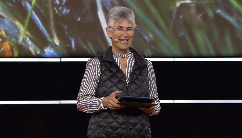 Yolanda Kakabadse, Celebrity Flora
