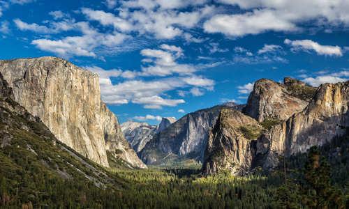 Yosemite National Park, Califiornia