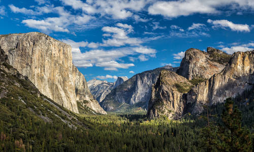 Yosemite National Park, Califiornia