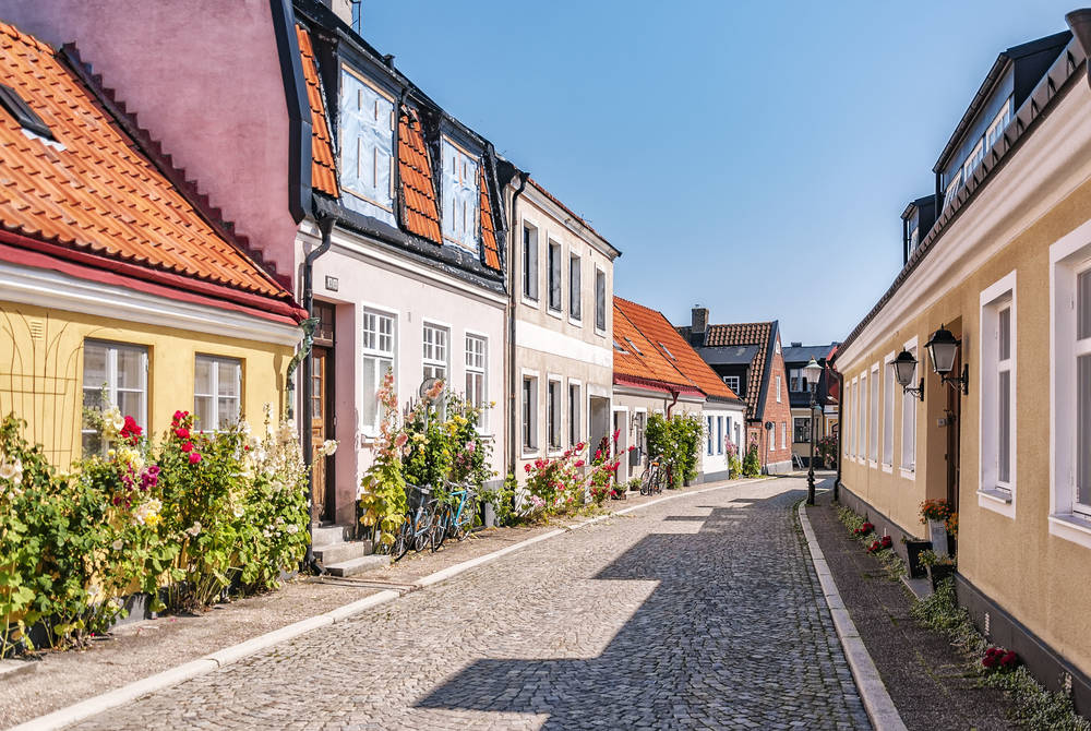 Ystad, Skane, Sweden