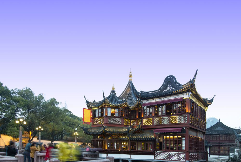 Yuyuan Garden, Shangai, China