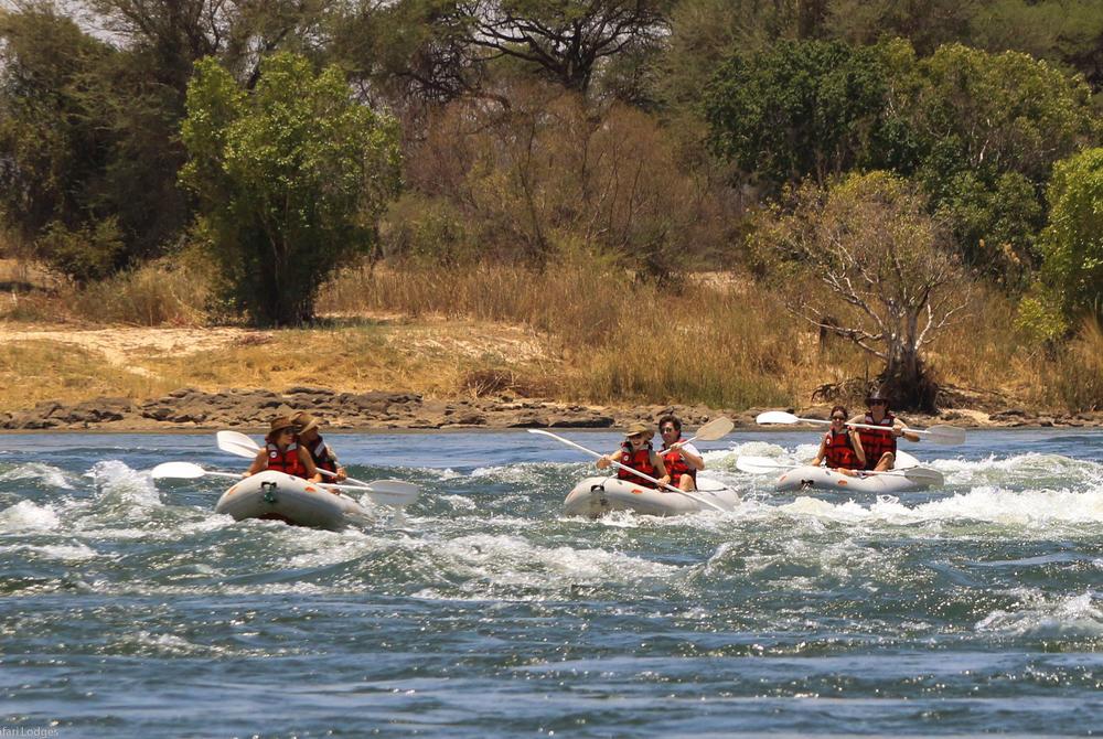 Zambezi Sands, Zambezi National Park, Zimbabwe