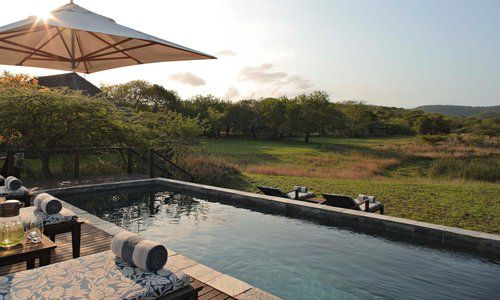 Zuka Lodge, Phinda Game Reserve