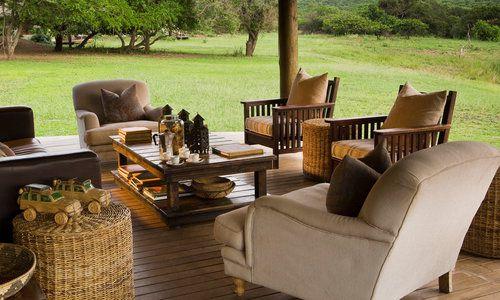 Zuka Lodge, Phinda Game Reserve