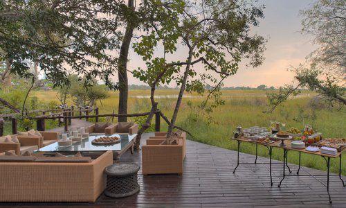 &Beyond Nxabega Okavango Tented Camp, Okavango Delta