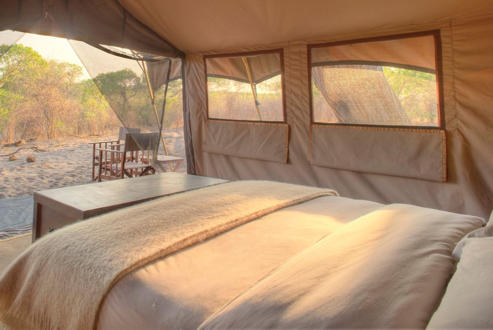 &Beyond Savute Under Canvas, Chobe Park